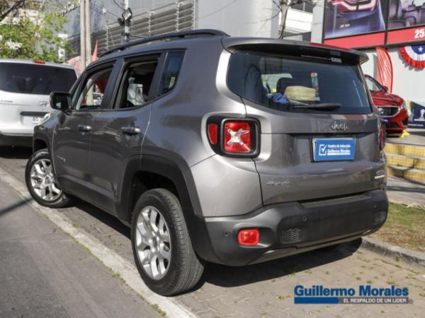 Jeep Renegade 4X4. año 2018