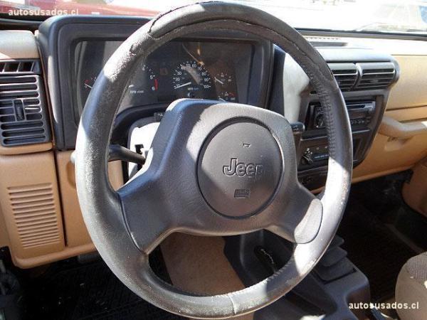 Jeep Wrangler  año 1999