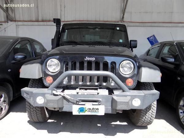 Jeep Wrangler UNILIMITED RUBICON 3.6 AT año 2010