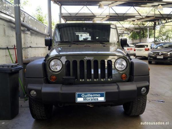 Jeep Wrangler SPORT RUBICON año 2010