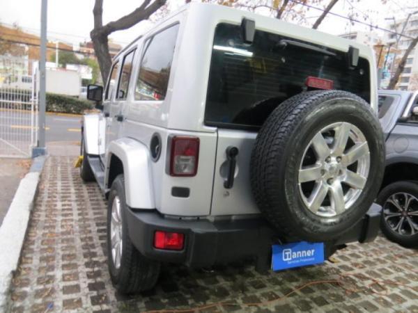 Jeep Wrangler WRANGLER 5PTAS 70 ANIVERS año 2012