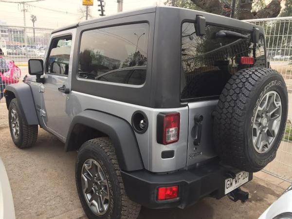 Jeep Wrangler SPORT HDI año 2014