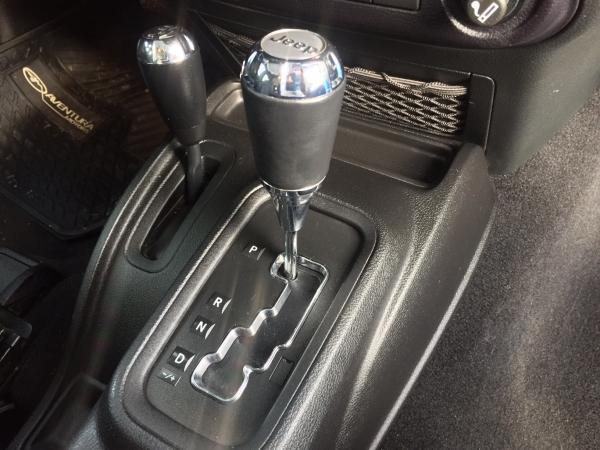 Jeep Wrangler 2,8 año 2015