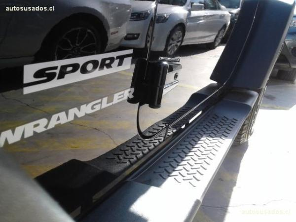 Jeep Wrangler SPORT 3.6 año 2016