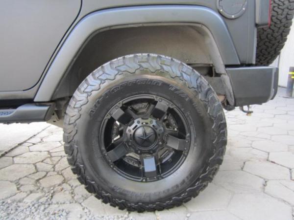 Jeep Wrangler UNLIMITED SPORT 3.6 4WD año 2017