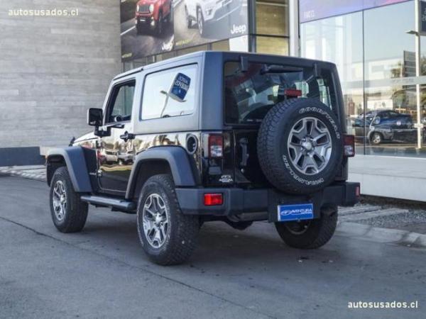 Jeep Wrangler RUBICON 4X4 3.6 año 2018