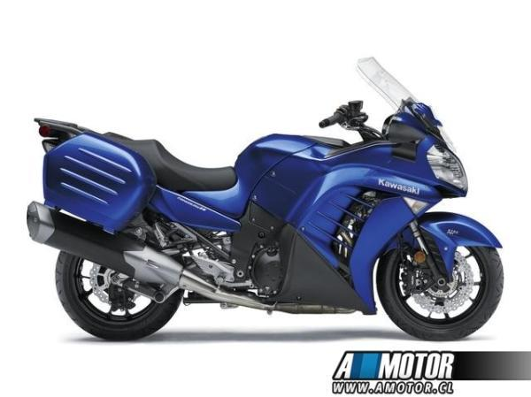 Kawasaki Concours - año 2017