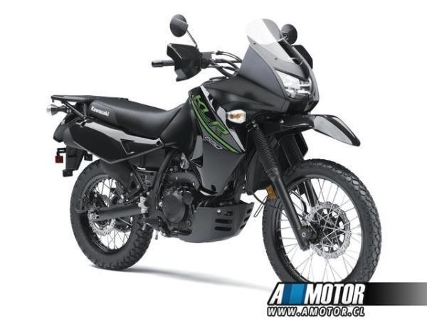 Kawasaki KLR - año 2018