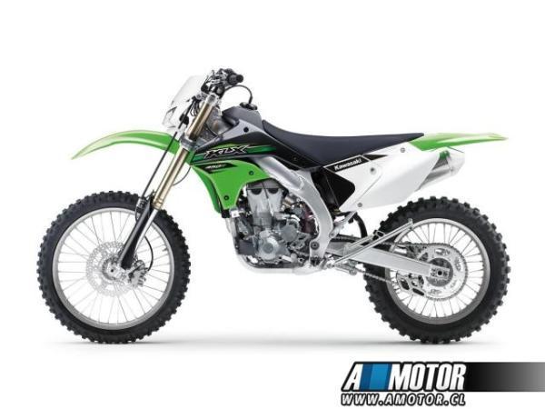 Kawasaki KLX - año 2015