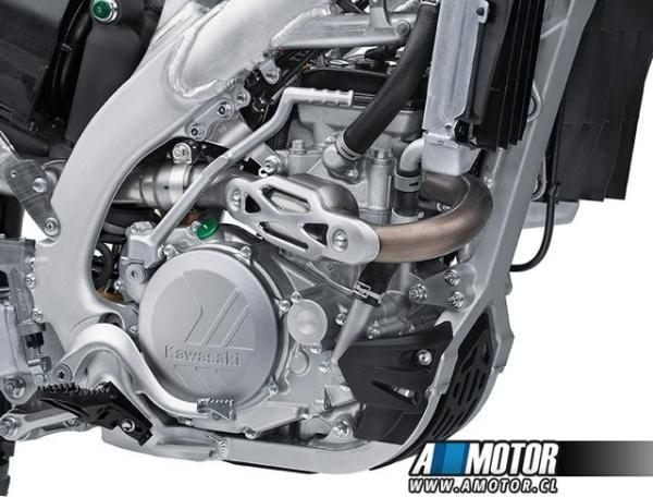 Kawasaki KX - año 2016