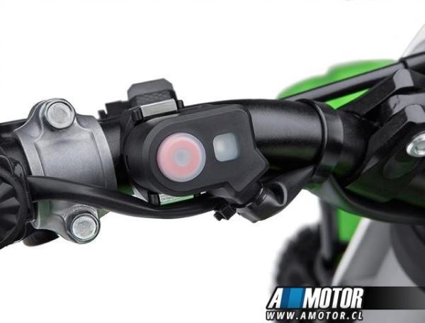 Kawasaki KX - año 2017