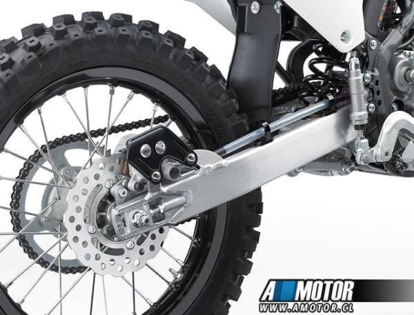 Kawasaki KX100 - año 2017