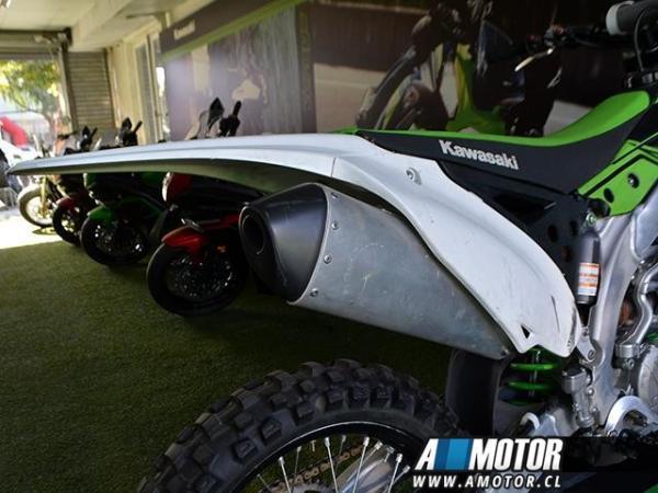 Kawasaki KXF 450 - año 2015