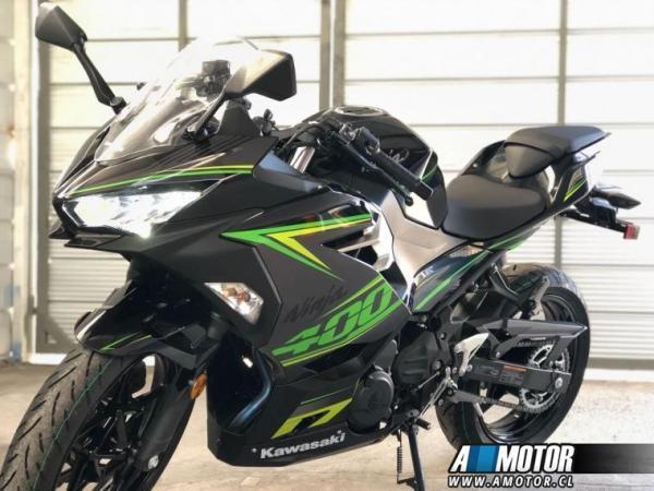 Kawasaki Ninja MELHUISH RACE EDITION año 2018
