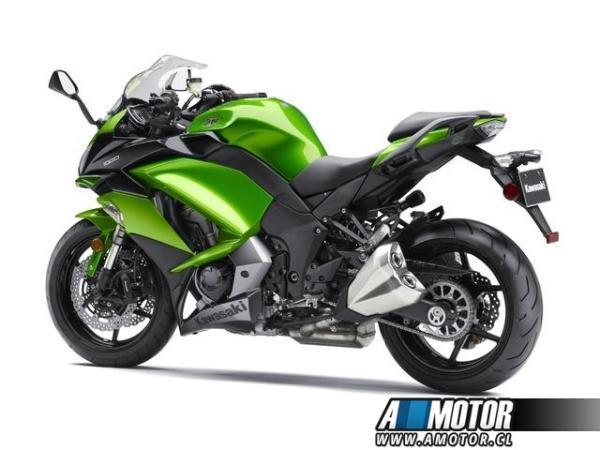Kawasaki Ninja - año 2018
