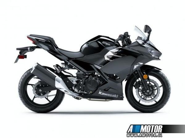 Kawasaki Ninja ABS año 2018