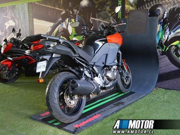 Kawasaki Versys - año 2014