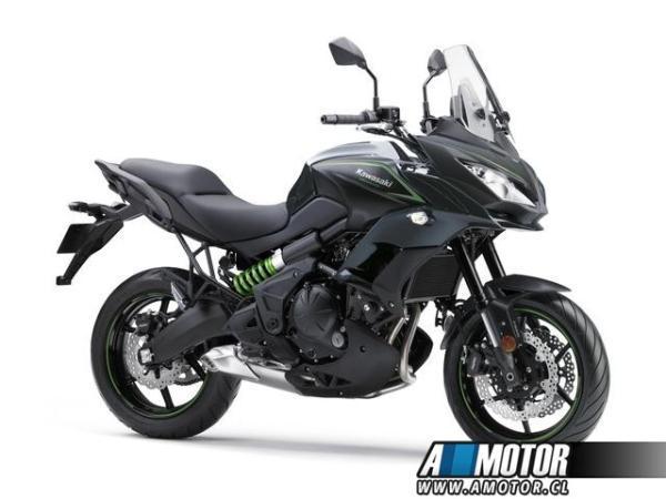 Kawasaki Versys ABS año 2017