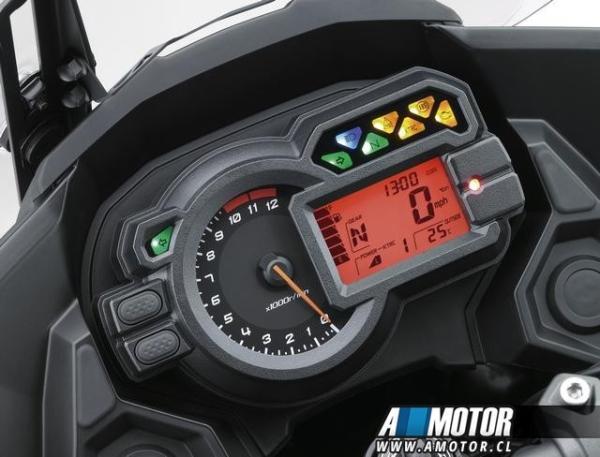 Kawasaki Versys - año 2018