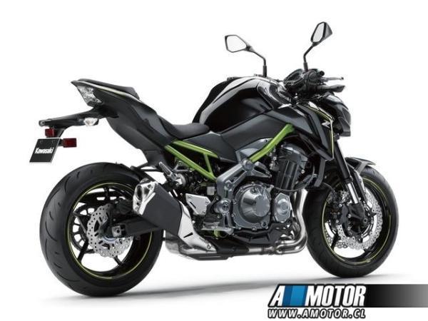 Kawasaki Z 900 ABS año 2018