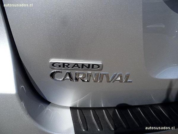 Kia Carnival GRAND CARNIVAL 2.2 año 2017