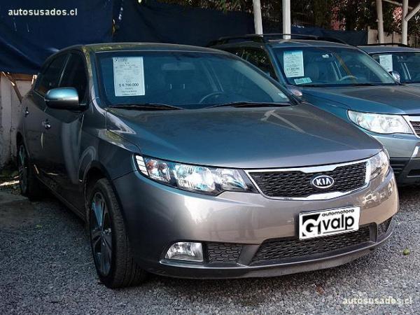 Kia Cerato SX 1.6 año 2011