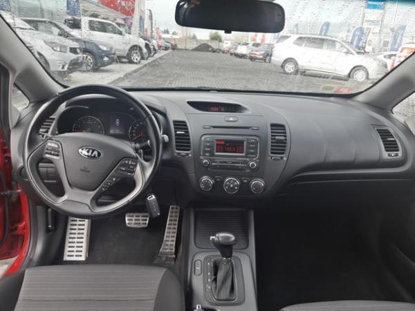 Kia Cerato CERATO SX 1.6 año 2014