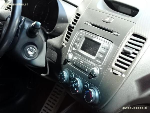 Kia Cerato SX 1.6 año 2016