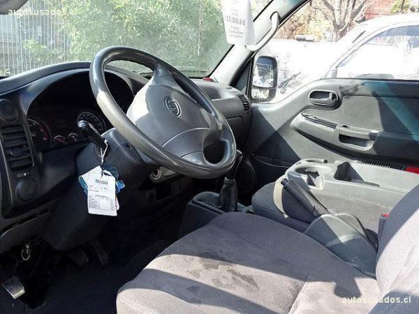 Kia Frontier 2.5 año 2008