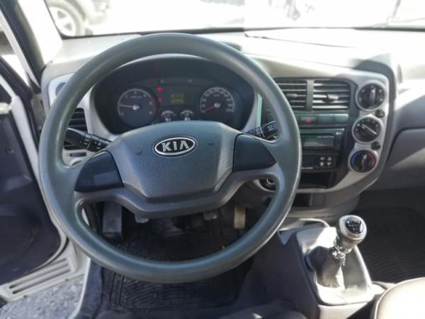 Kia Frontier 2.5 año 2013