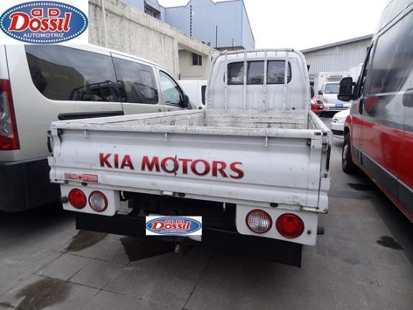 Kia Frontier 2.5 año 2014