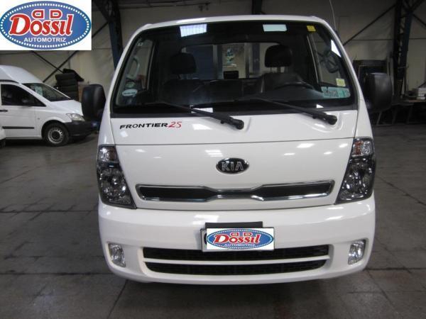 Kia Frontier  año 2014
