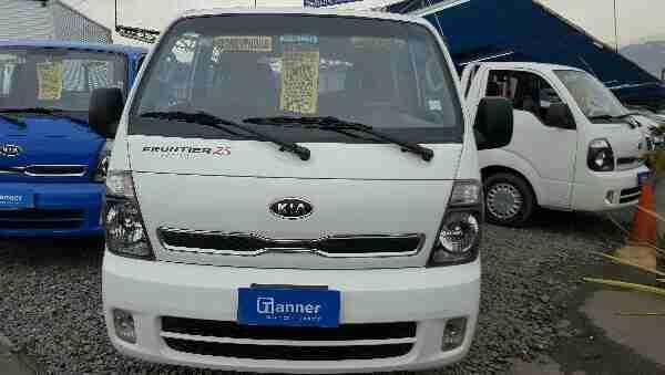 Kia Frontier II COMPRAMOS CONTADO año 2012