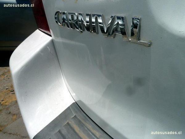 Kia Grand Carnival EX LIMITED año 2010