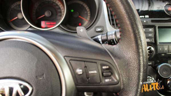 Kia Koup SX 2.0. año 2012