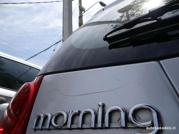 Kia Morning EX año 2011