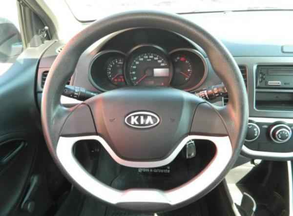 Kia Morning LX año 2012