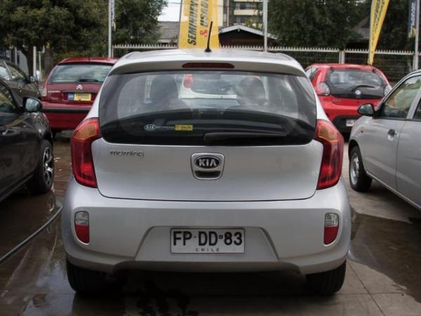 Kia Morning Morning Ex 1.2 año 2013