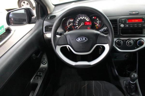 Kia Morning EX 1.2 año 2015