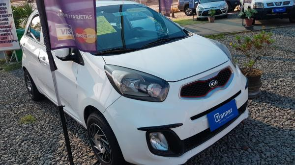 Kia Morning www.automotoramartinrass. año 2015