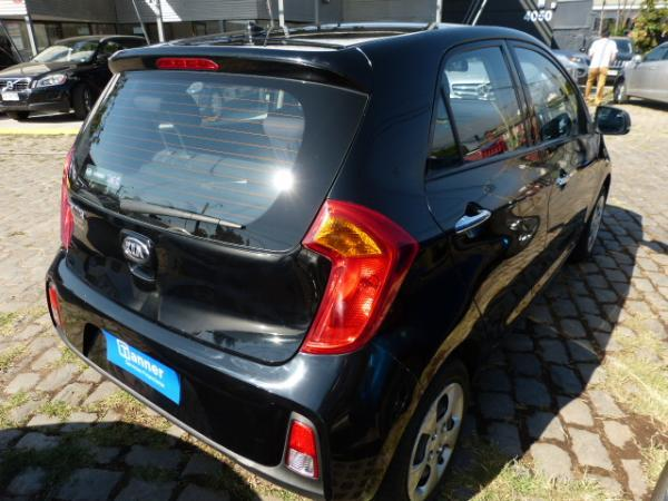 Kia Morning EX 6 MT DAB año 2016