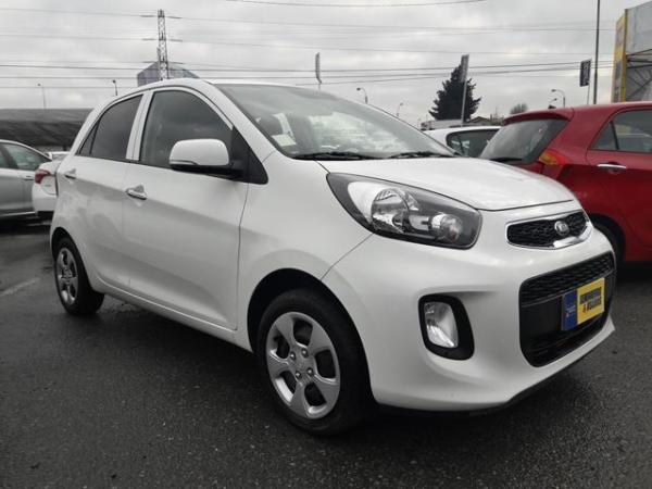 Kia Morning MORNING EX 1.2 año 2017