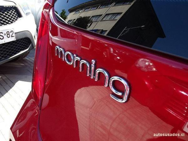 Kia Morning EX año 2017