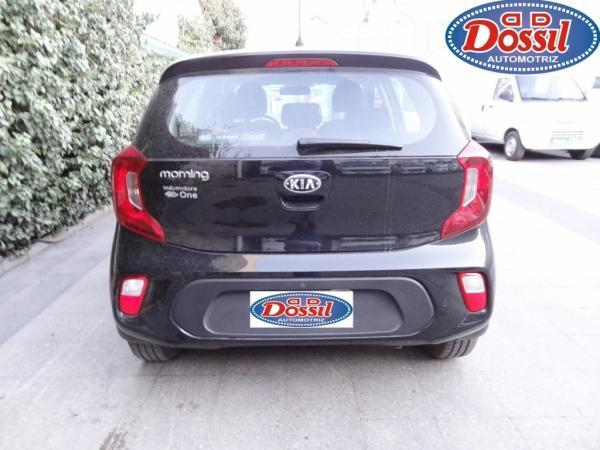 Kia Morning Ex 1.2 año 2018