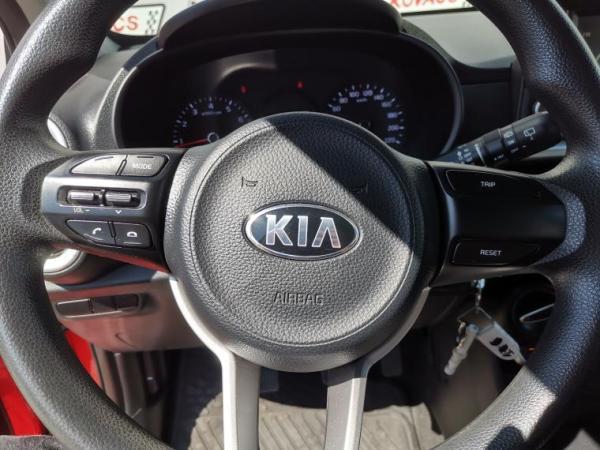Kia Morning EX 1.2CC MT A/C año 2018