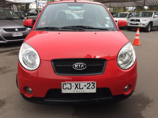 Kia Morning II EX EPS año 2010