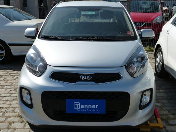 Kia Morning II EX 6 MT DAB año 2016