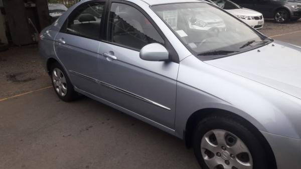 Kia New Cerato  año 2008