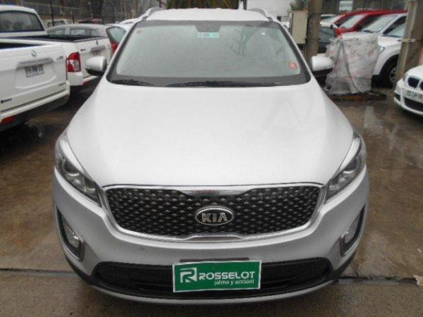 Kia New Sorento EX 2.4L GSL 6AT 4X2 SE-15 año 2015