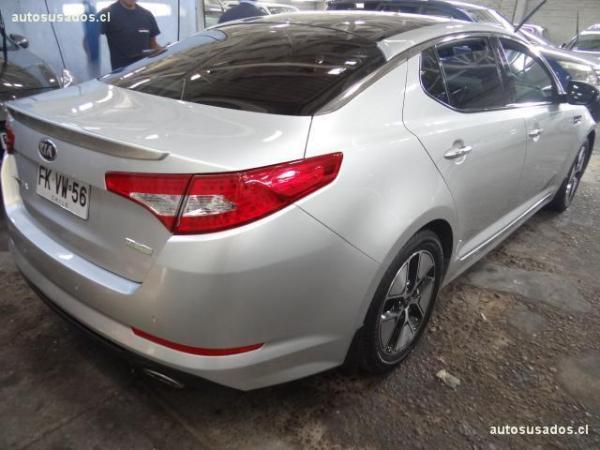 Kia Optima EX 2.0 AT HIBRIDO año 2013